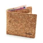 boshiho bifold, boshiho wallet, cork bifold, cork wallet, eco friendly wallet, faux leather bifold, faux leather wallet, non leather bifold, non leather wallet, slim wallet, vegan bifold, vegan wallet