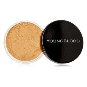 youngblood foundation, cruelty free loose powder, vegan powder foundation, peta certified cosmetics