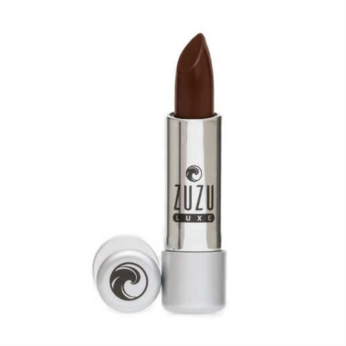 zuzu luxe lipstick, organic lipstick, organic makeup, zuzu luxe makeup, vegan lipstick, vegan makeup, cruelty-free lipstick, cruelty-free makeup,