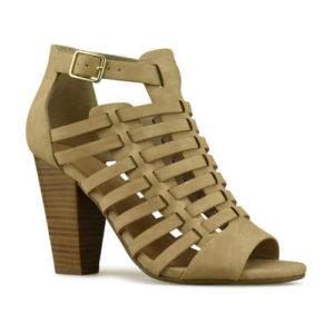 premier standard shoes, vegan shoes, vegan sandals, strappy sandals, strappy shoes, beige shoes, nude sandals, bootie sandals