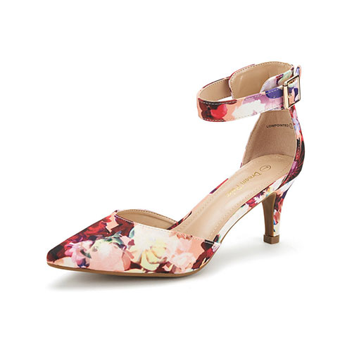 floral print shoes, vegan shoes, vegan sandals, dream pairs, cutest sandals