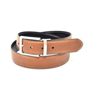 reversible belt, vegan belt, mens belt, vegan accessories, vegan leather belt