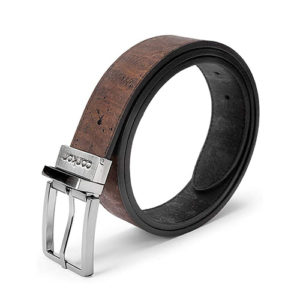 corkor belt, corkor reversible belt, cork belt, vegan belt, cruelty free belt